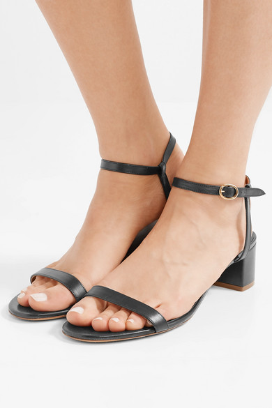 Clearance Top Quality Buy Cheap Fashion Style Mansur Gavriel Leather sandals Collections Collections Cheap Online hCxOkN