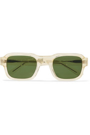 Thierry Lasry + Enfants Riches Déprimés The Isolar square-frame acetate sunglasses