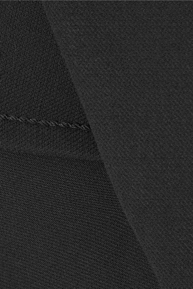 Bassike Mantel aus Twill aus einer Baumwollmischung