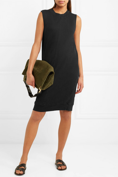 Bassike Kleid aus Bio-Baumwoll-Jersey