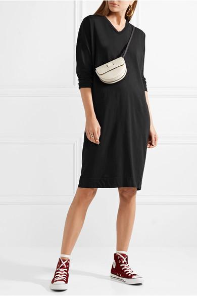 Bassike Kleid aus Biobaumwoll-Jersey