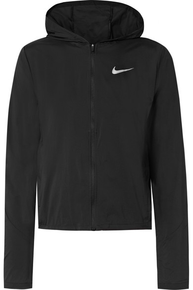 25000f9a2be64 Nike. Shield convertible hooded ripstop jacket