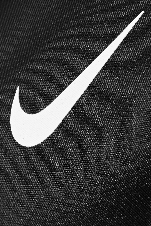 Nike Mesh-paneled Dri-FIT stretch sports bra