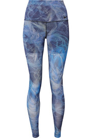 Nike Power printed Dri-FIT stretch leggings