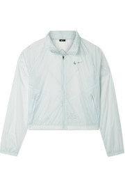 Nike Run Division cropped shell jacket