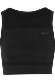 Cropped Dri-FIT stretch tank