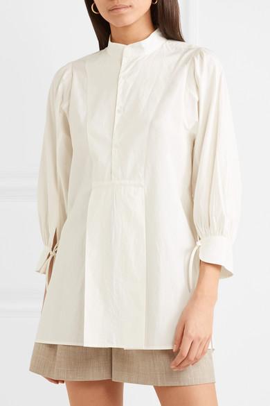 Billig Verkaufen Mode APIECE APART Isli Viola Tunika aus Baumwollpopeline Erscheinungsdaten Günstig Online Günstig Kaufen Erschwinglich yDAo1v