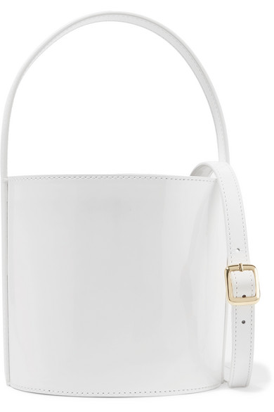 Staud Bissett Bag Bag Patent Leather From
