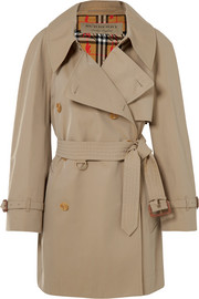 Trench-coat en gabardine de coton The Fortingall
