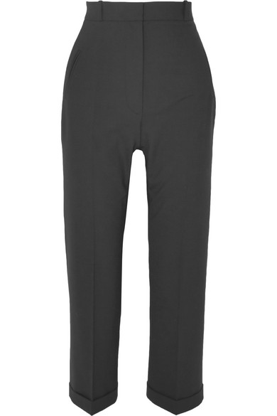 Stretch Twill Straight Leg Pants by Jacquemus
