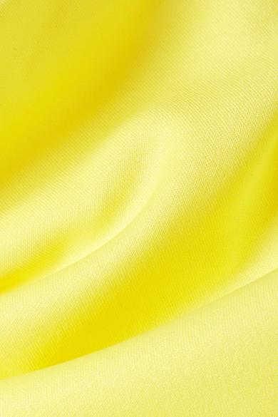 Marc Jacobs Drapiertes Midikleid aus Jersey mit Kordelgürtel