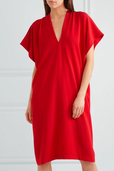 Gareth Pugh Kleid aus Crêpe