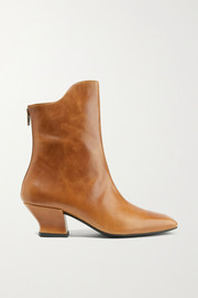DORATEYMUR Han textured-leather ankle boots