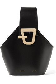Johnny mini leather bucket bag
