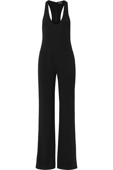 TOM FORD Jumpsuit aus Stretch-Cady