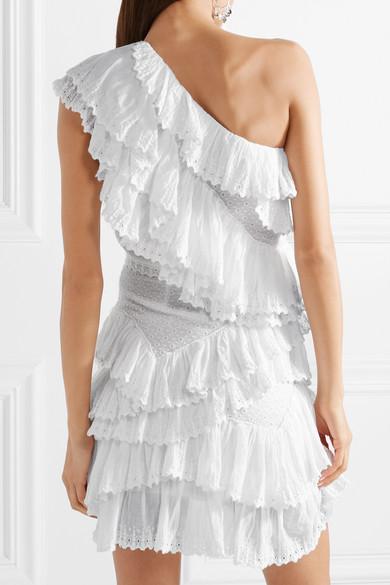 Zeller cotton minidress Isabel Marant 4C3njl2