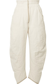 Elome cotton-canvas tapered pants