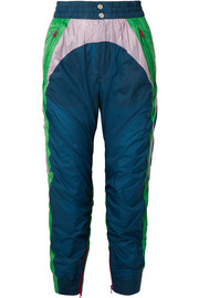 Isabel Marant Raruso color-block shell track pants