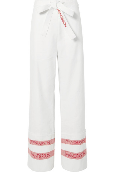 Short En Lin Tea Towel - BlancJ.W.Anderson 0OW0Wia1e