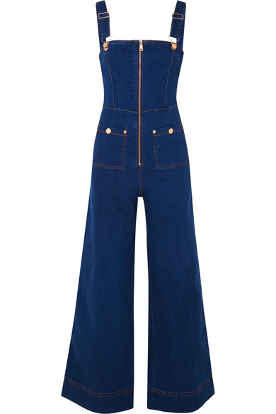 alice McCALL Quincy Latzhose aus Denim