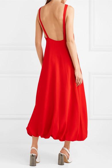 0a43feb7789 3.1 Phillip Lim. Crepe dress.  695. Play