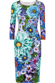 Mary Katrantzou Pluto printed stretch-jersey dress