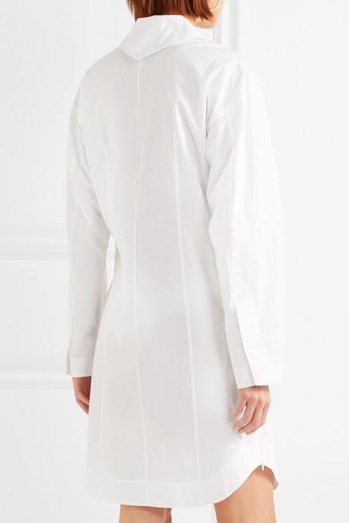 Top-Qualität Günstig Online Auslass 100% Authentisch Joseph Ruben Hemdblusenkleid aus Baumwollpopeline Real Für Verkauf Verkaufsfachmann Große Überraschung JsWCf