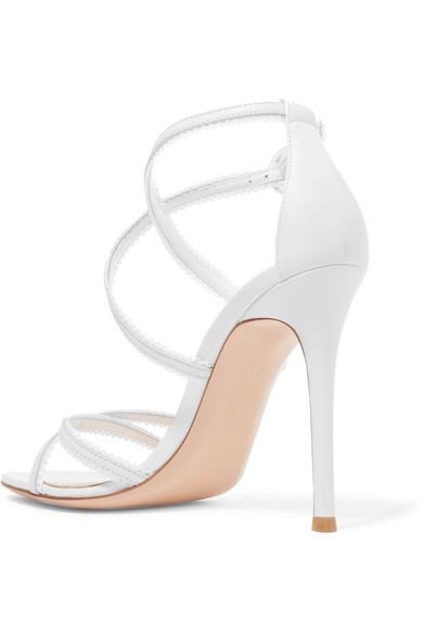 Online Gehen Authentisch Verkauf Gianvito Rossi 100 Ledersandalen Steckdose Reihenfolge Günstig Kaufen Mode-Stil Auslass Professionelle Für Schöne Günstig Online X1bUvJ