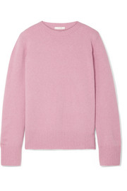 Sibel oversized wool and cashmere-blend sweater