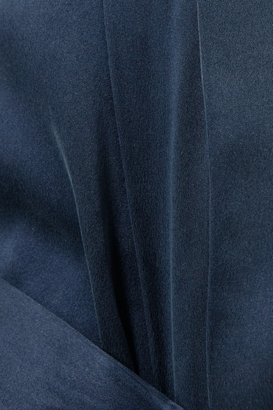 Zimmermann Wickeloberteil aus vorgewaschener Seide