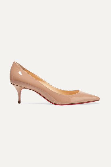 new product 74b9b e8201 Pigalle Follies 55 patent-leather pumps