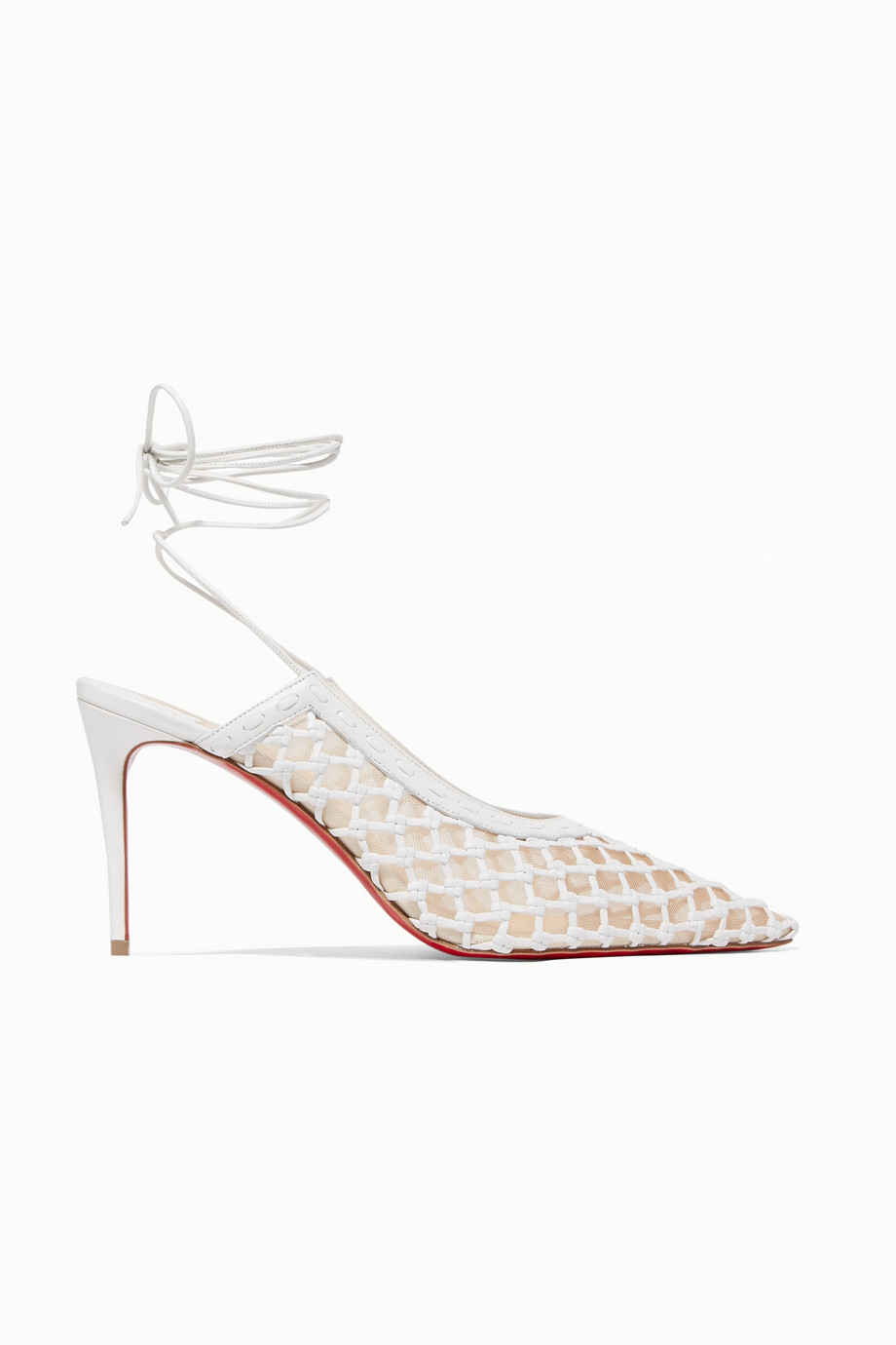 + Roland Mouret Cage and Curry 85 mesh and woven leather pumps by Net-a-porter, available on net-a-porter.com for $1095 Kylie Jenner Shoes SIMILAR PRODUCT