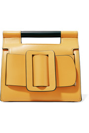 Boyy Romeo small buckled leather clutch
