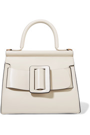 Karl 24 buckled leather tote