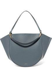 Mia leather tote