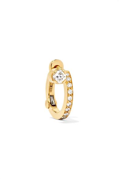 Athene Dor 18-karat Gold Diamond Earring - R Sophie Bille Brahe d8HgQvQ