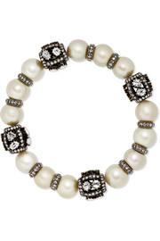 Amrapali Pearl and diamond bracelet