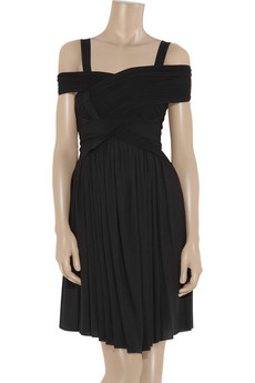 Preen | Saloon stretch-jersey dress | NET-A-PORTER.COM from net-a-porter.com