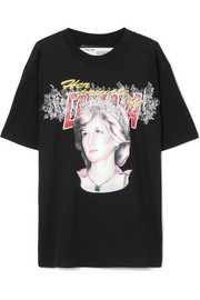 Tribute II printed cotton-jersey T-shirt