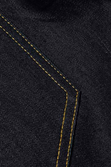 Paper London Coco hoch sitzende Jeans mit weitem Bein