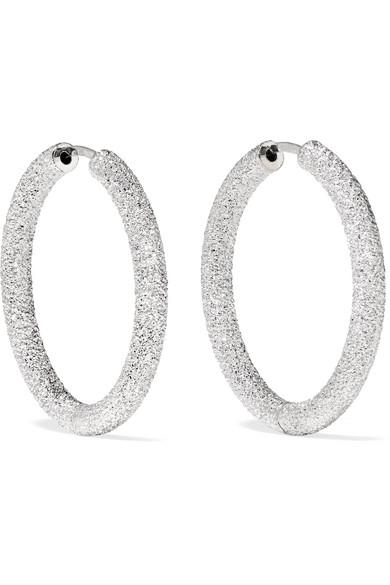Carolina Bucci Florentine 18-karat White Gold Necklace OcnRX2