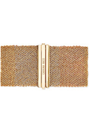 Carolina Bucci 18-karat yellow, white and rose gold bracelet