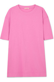 Marni Oversized cotton-jersey T-shirt