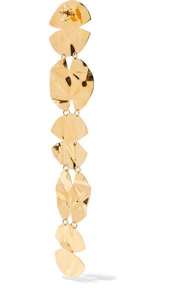 + Anissa Kermiche Bretoya Gold-plated Earrings - one size Rejina Pyo szdy7