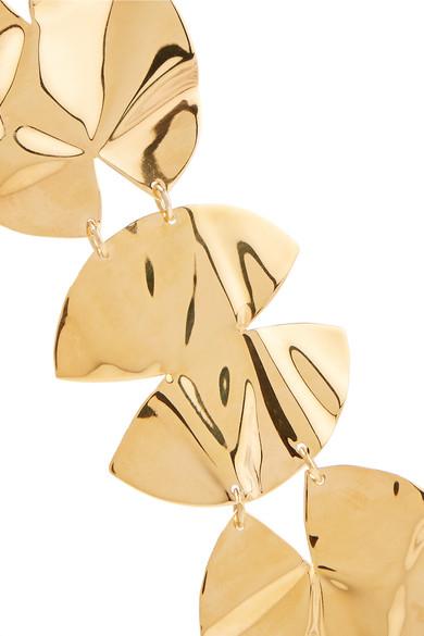 + Anissa Kermiche Bretoya Gold-plated Earrings - one size Rejina Pyo UWe0E