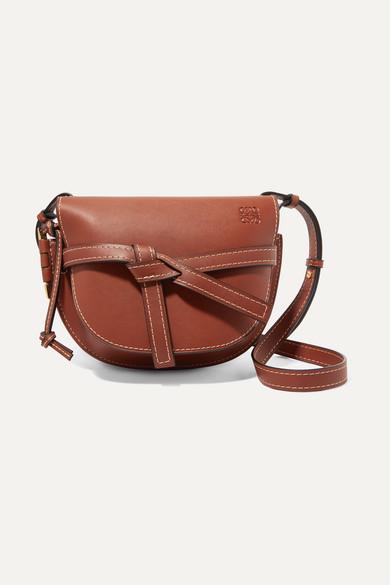 a5741edfb939 Loewe | Gate small leather shoulder bag | NET-A-PORTER.COM