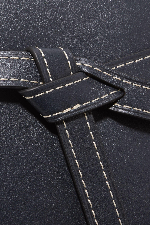 Loewe Sac porté épaule en cuir Gate Small