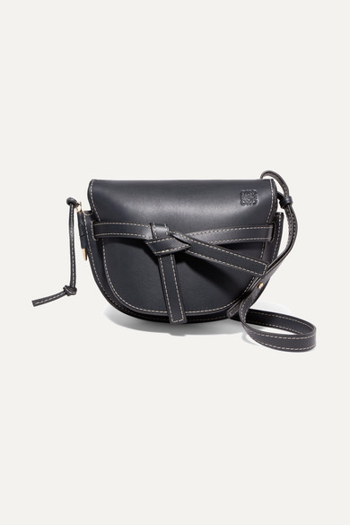 14c702a4dc735 Loewe | Gate small leather shoulder bag | NET-A-PORTER.COM