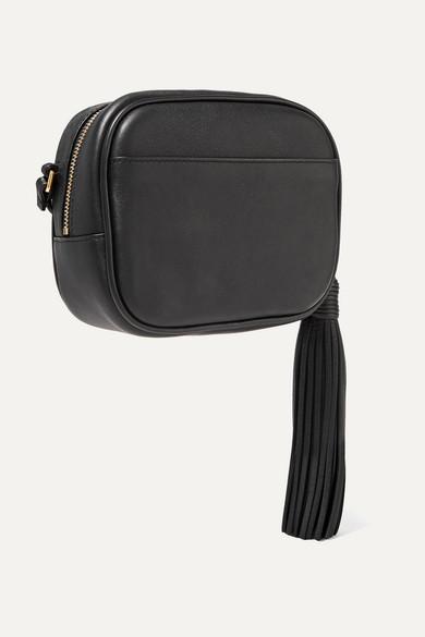 Saint Laurent Shoulder Monogramme Blogger leather shoulder bag