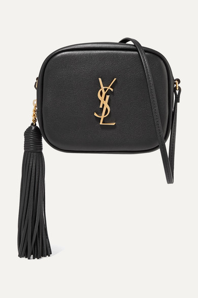 Saint Laurent. Monogramme Blogger leather shoulder bag 181940bd3fe85